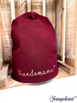 Individuelle Mütze | Beanie aus Jersey | Mit Wunschmotiv