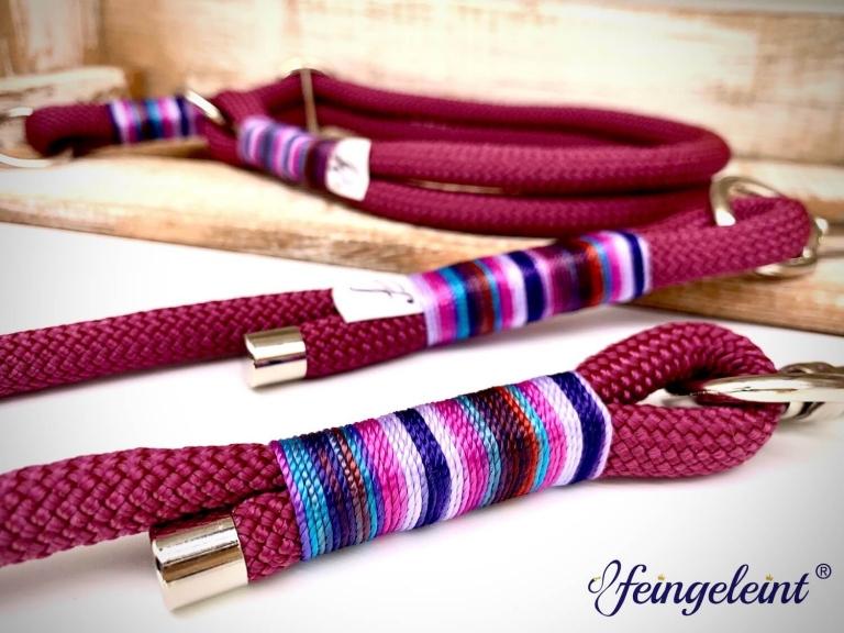 Modell 'Yuna'   aus Tau   Art des Halsbandes und/oder Leine frei wählbar